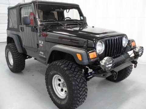2004 Jeep Wrangler X Lifted For Sale Jeep Wrangler X 2004 Jeep Wrangler Jeep Wrangler