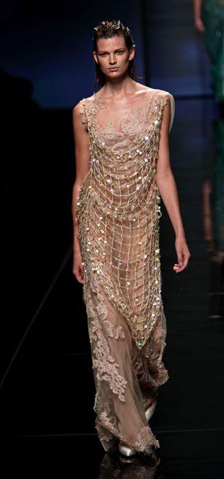 Abiti Da Sera Ferretti.Abito Lungo Da Sera Alberta Ferretti Fashion Formal Dresses