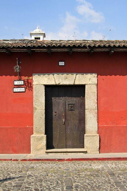 Antigua- más puertas
