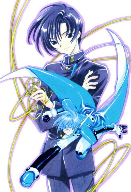 CLAMP, Angelic Layer, Wizard (Angelic Layer), Ohjiro Mihara