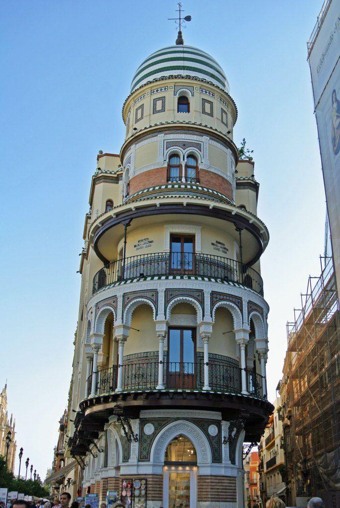 Ein Spaziergang durch Sevilla – Reisebericht von christine unterwegs