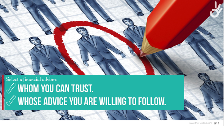 """Choose the best Financial Advisor  One of the most difficult decision for your investments is to choose the best IFA (Independent Financial Advisor). Our """"Video Insights"""" can help you to understand how to make such decisions. Do register on TheFundoo platform to avail such benefits: www.thefundoo.com"""