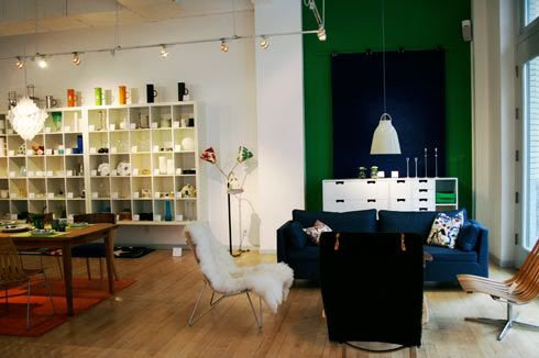 Store Spotlight Just Scandinavian Scandinavian Design Shop Window Design Design Store