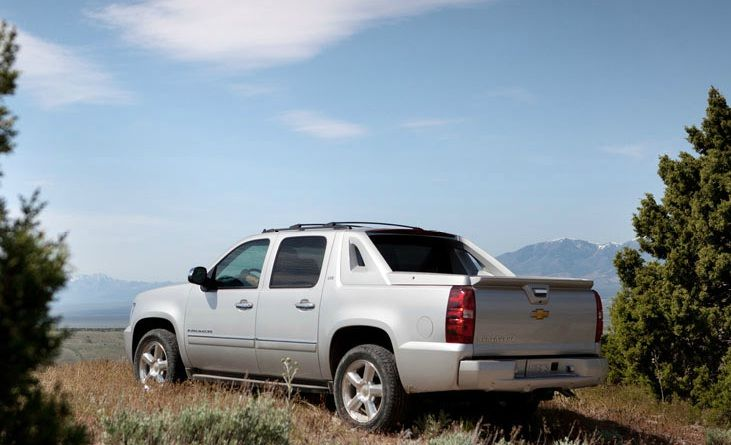 2012 Chevy Avalanche Sowinningthis Houlihans Chevy Avalanche
