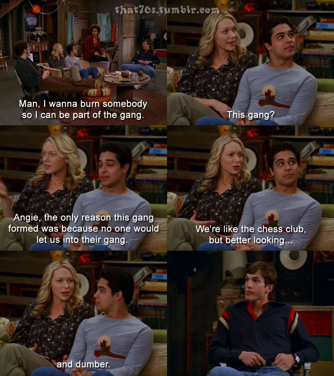 Teenage Wasteland That 70s Show That 70s Show Quotes 70 Show