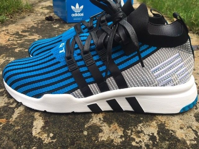 finest selection 9c11c c24cc Adidas ® EQT Support MID ADV PK Originals Size 10 UK Trainers PRIME KNIT  NEW adidas RunningShoes