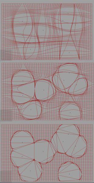 Grid spreading grasshopper voronoi arquitectura for Arquitectura parametrica pdf