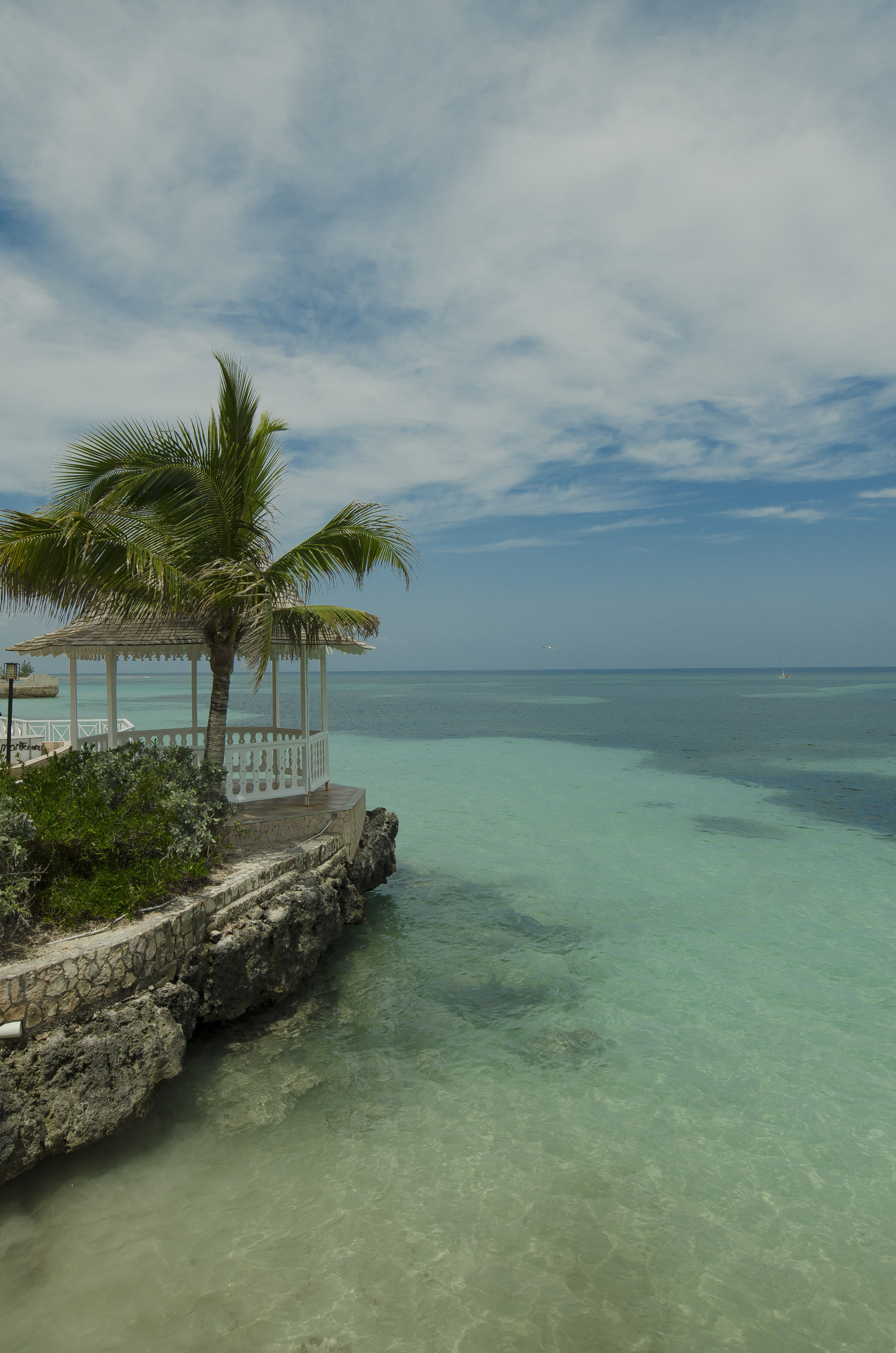 c30e271c64bac2 Crystal clear waters at Sandals Montego Bay  honeymoon Montego Bay Beaches