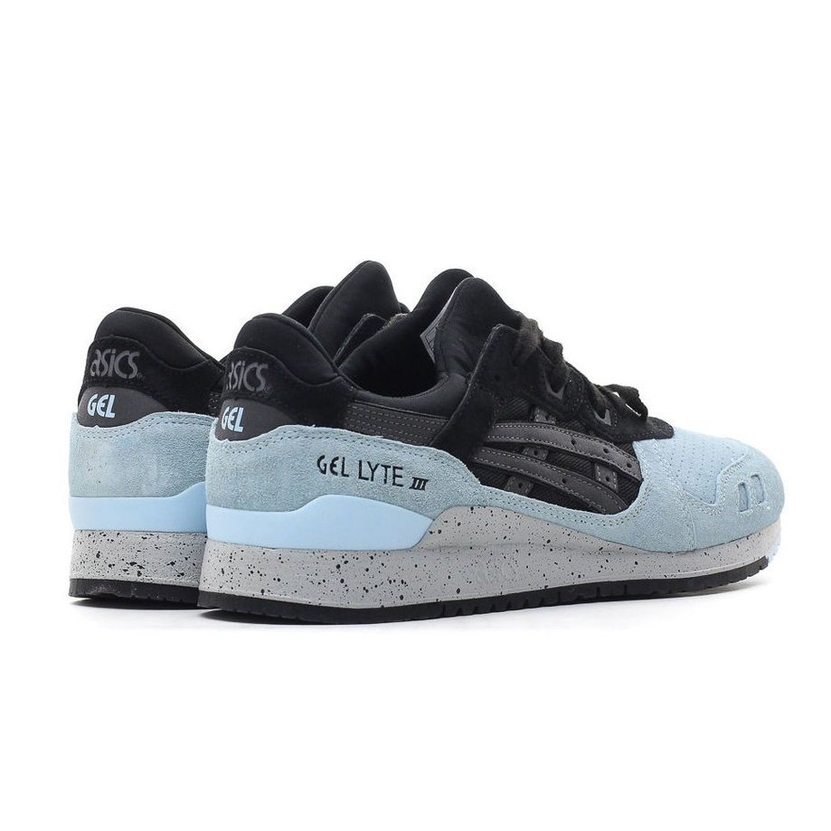 ASICS Tiger GEL LYTE III Retro Running STONE WASHLIGHT MINT
