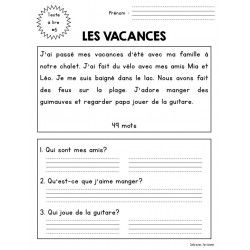 Cartes à tâches - Les types de phrases | Exercices de ...