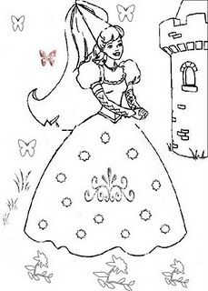 printable barbie coloring pages for free  barbie coloring