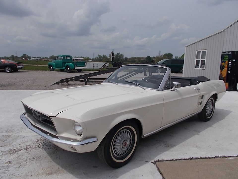 1967 Ford Mustang for sale near Staunton, Illinois 62088 ...
