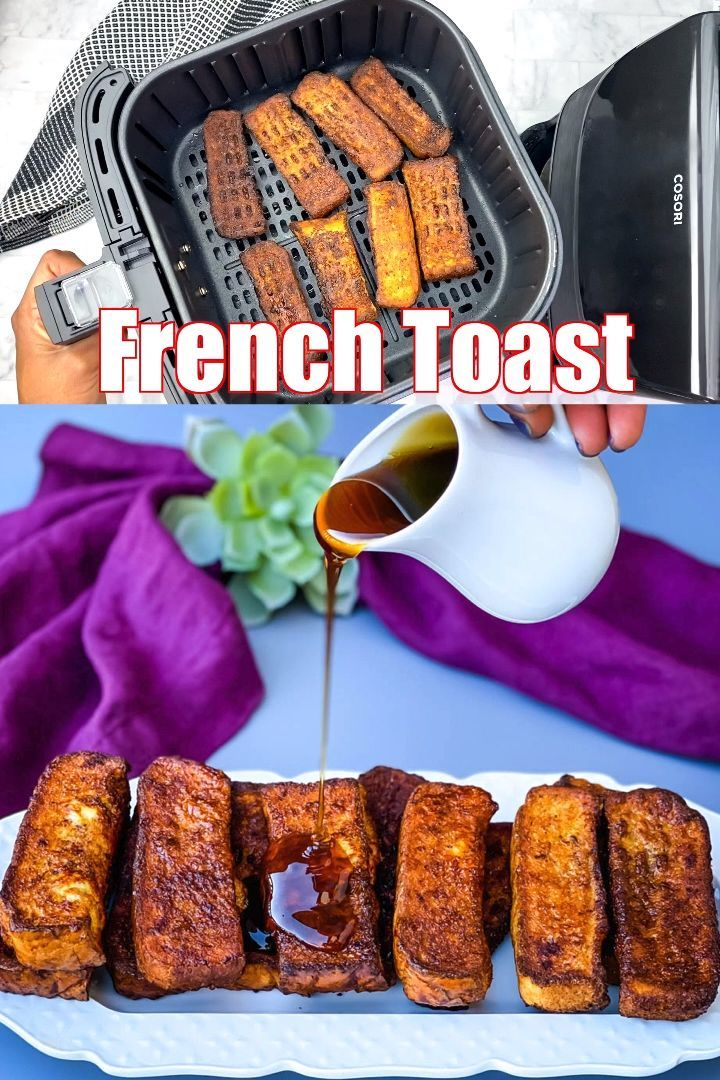 Pin on Air Fryer Breakfast Recipes