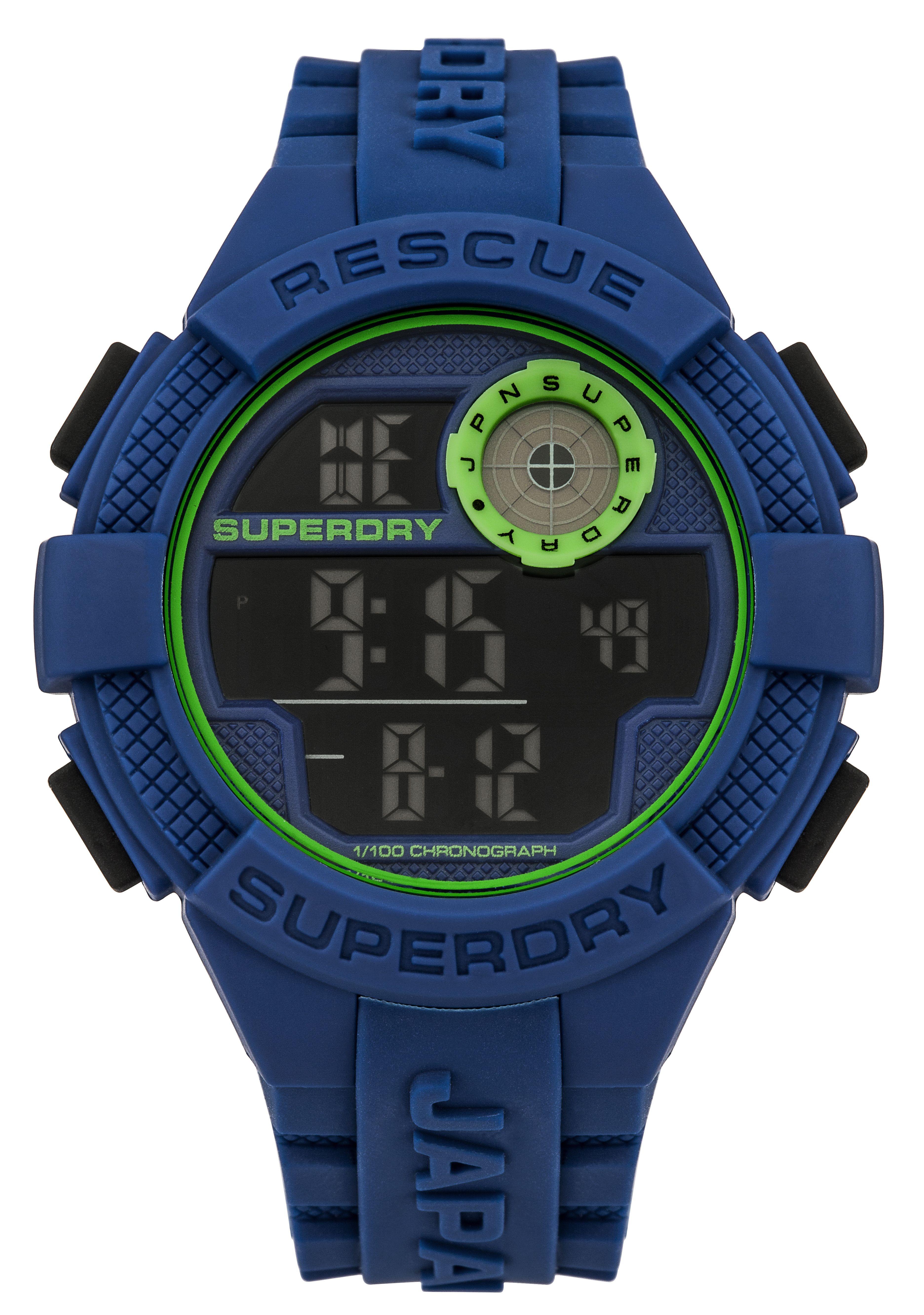 Superdry Radar Digital Watch SYG193U Casio g shock