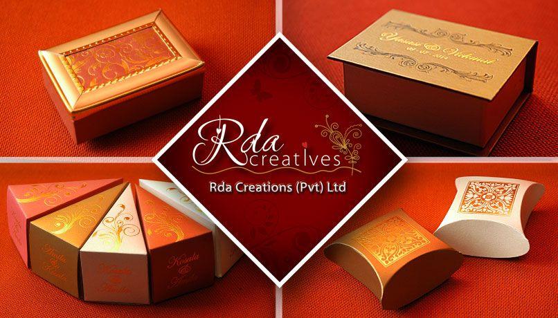 Cake boxes Rda Creations Sri Lanka Wedding Invitation Cards - fresh invitation box
