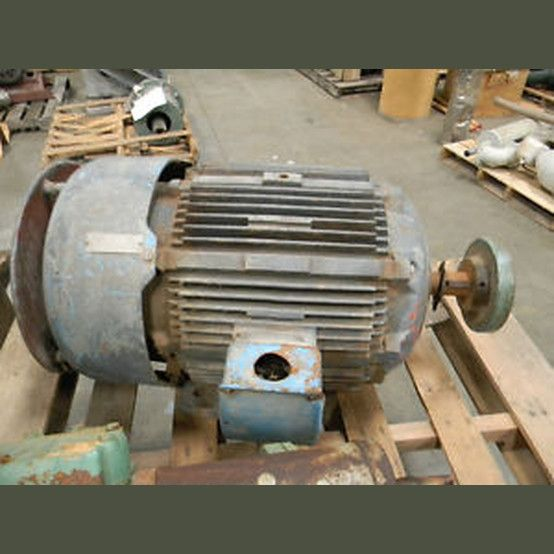 Volts 220 440v Amps 102 51 3 Phase Hz 60 View More 40 Hp Motors Electric Motor Motor Westinghouse
