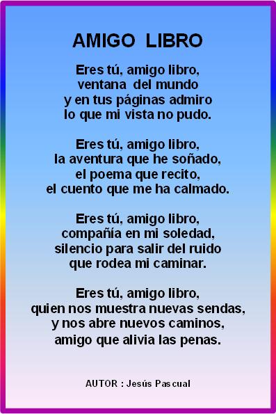 Verbo Leer Día Del Libro Dia Del Idioma Español Dia De La Lectura Dia Del Idioma
