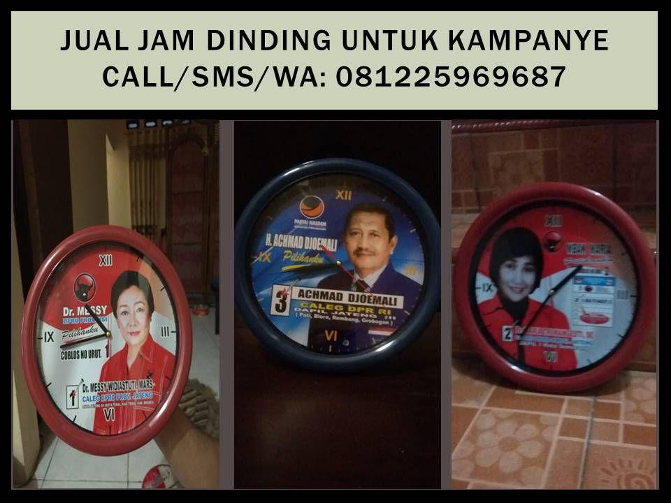 Lagi Cari Jual Jam Dinding Untuk Kampanye Hub O81225969687 Harga