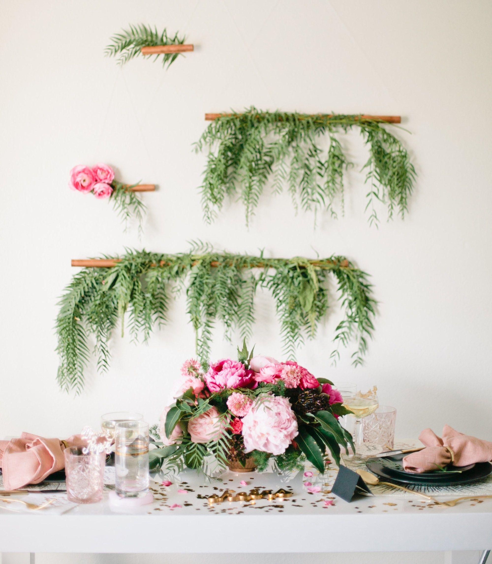 MV Florals Beijos events, New years eve dinner, Dinner