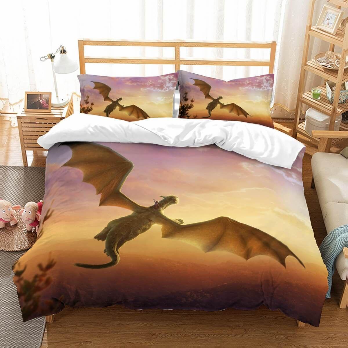 3d Customize Fantasy Bedding Set Duvet Cover Set Bedroom Set