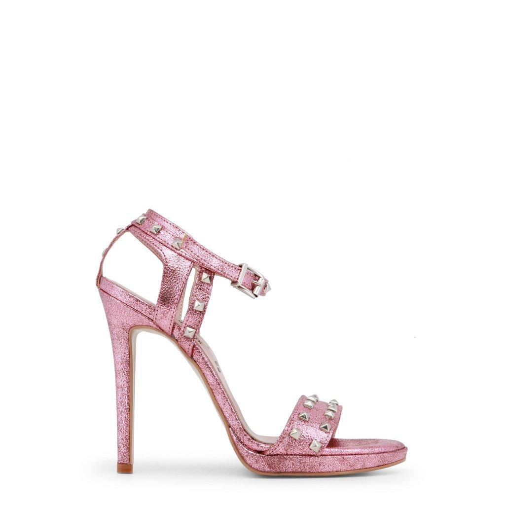 bb8117ca7764b6 Paris Hilton 8603. Paris Hilton 8603 Pink Sandals ...