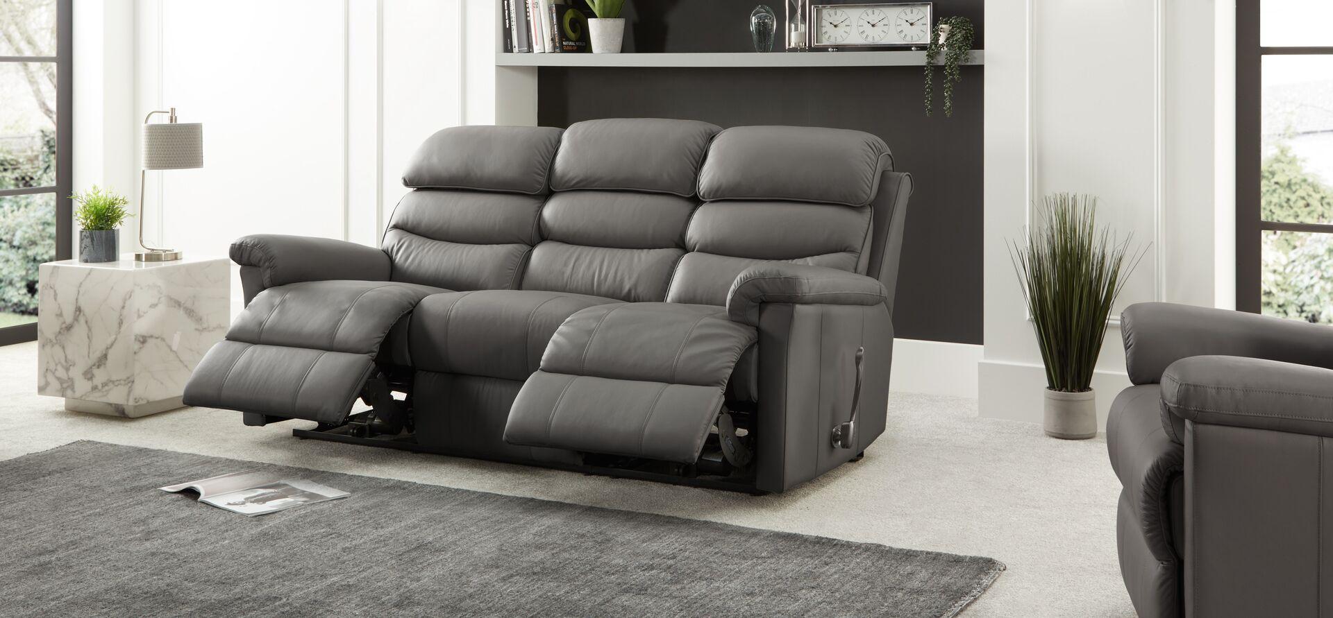 Excellent La Z Boy Tulsa 3 Seater Manual Recliner Sofa In 2019 Inzonedesignstudio Interior Chair Design Inzonedesignstudiocom