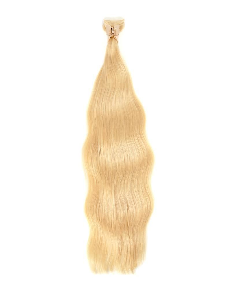 Philocaly Premium Remy Russian Hair Extensions In Buttercream