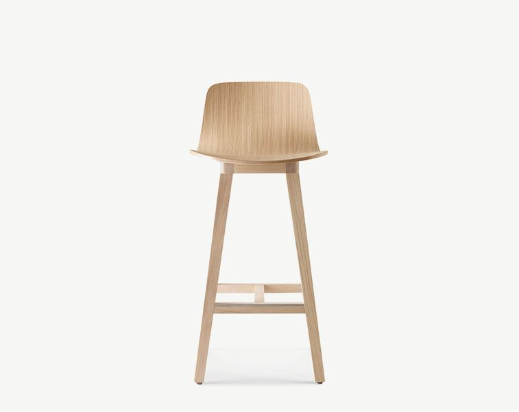 alki kuskoa stool in oak by jean louis iratzoki chair pinterest banquetas sillas y. Black Bedroom Furniture Sets. Home Design Ideas