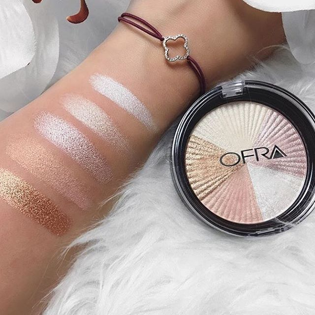 3D Pyramid Blush by ofra #16