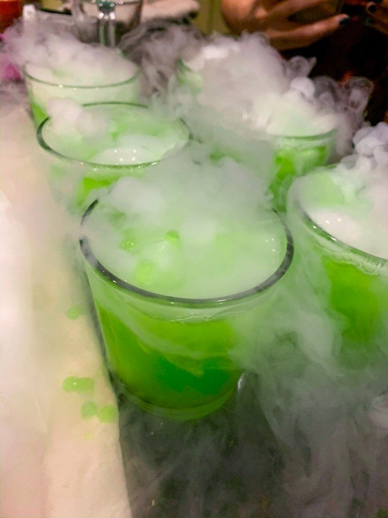 How to Safely Use Dry Ice in Drinks Dry ice cocktails