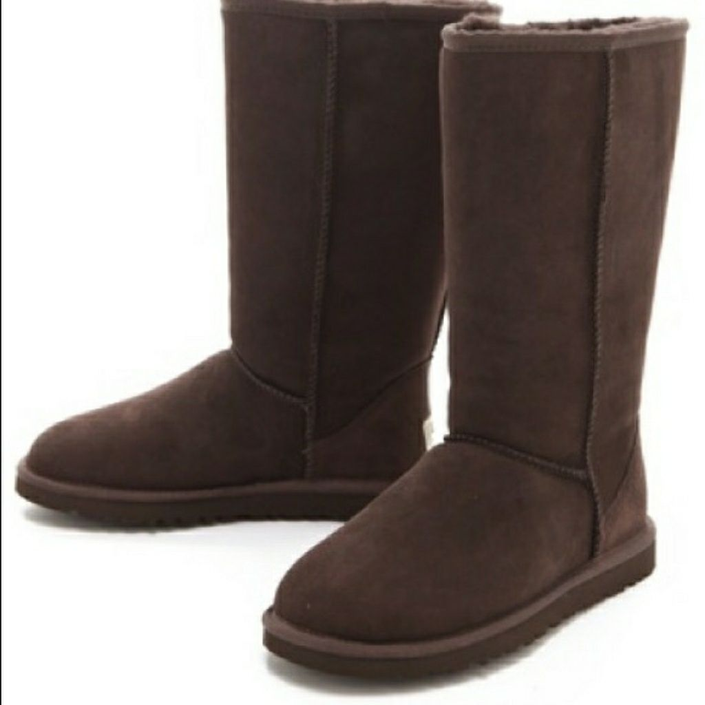 544a237cffc UGG Acadia Stout Winter Booties S/N 1007760 Lace Up Boots w/ Leather ...