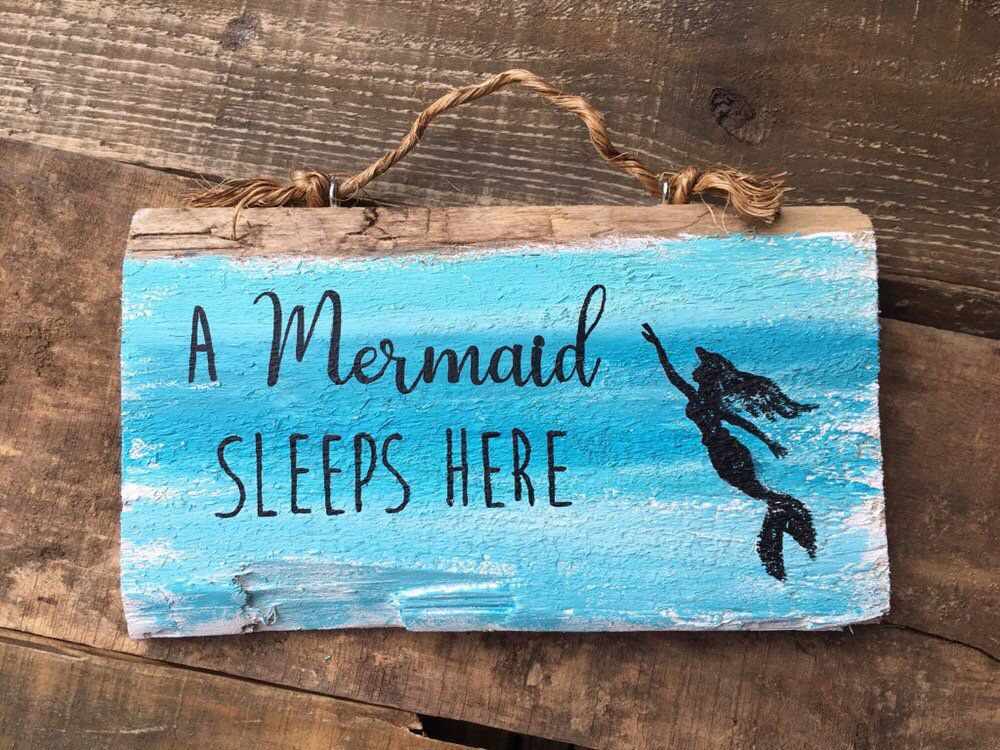 Your place to buy and sell all things handmade #mermaidsign