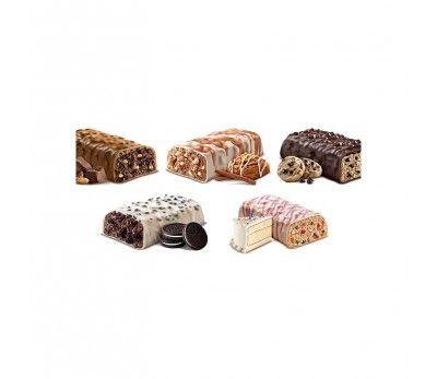 Nitro Tech Crunch Bar Snacks Proteines Birthday Cake Vanilla