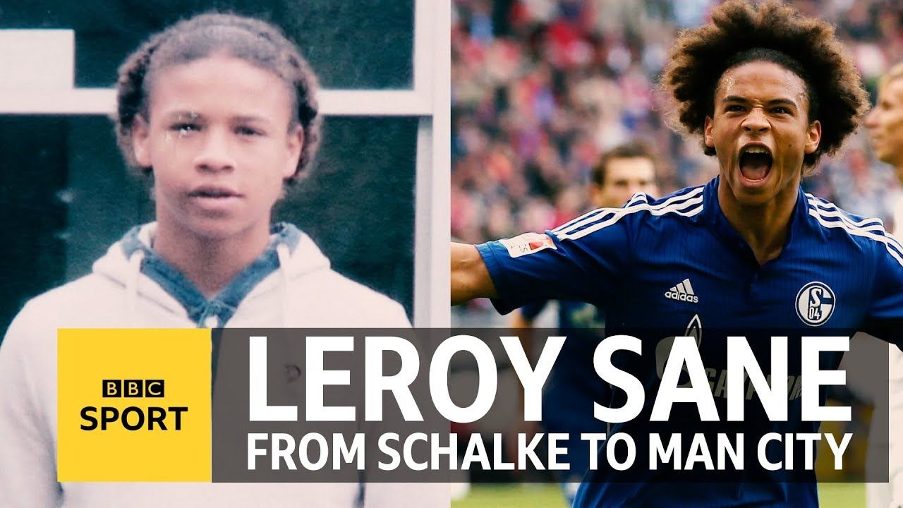 The Making Of Manchester City S Leroy Sane Bbc Sport Bbc Sport Sports Manchester City