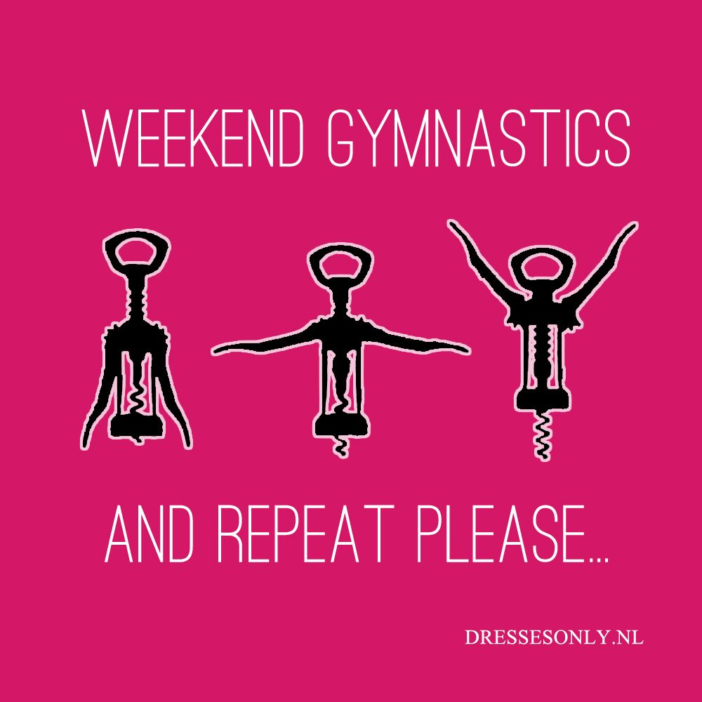 Weekend Gymnastics #corkscrew #quote