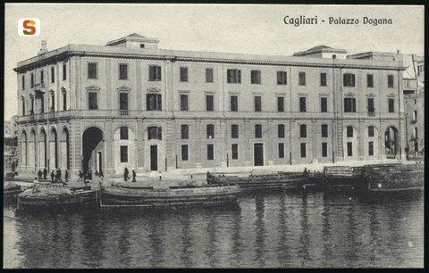 Cagliari, palazzo della dogana - post 1905 | Sardegna ...