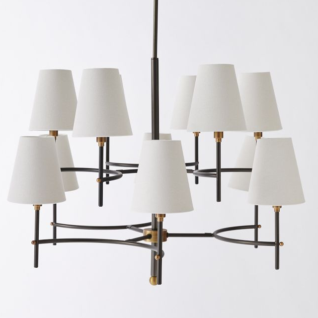 West Elm Mobile Chandelier copycatchic