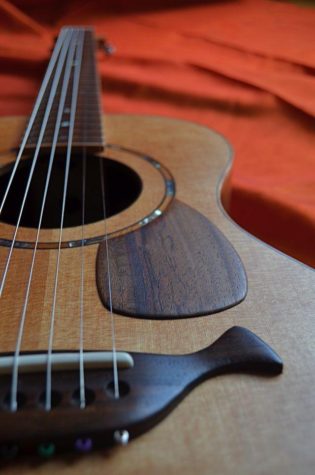 wood pickguards | Guitar
