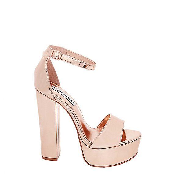 a10d8284c0b Velvet Platform Shoes   Heels