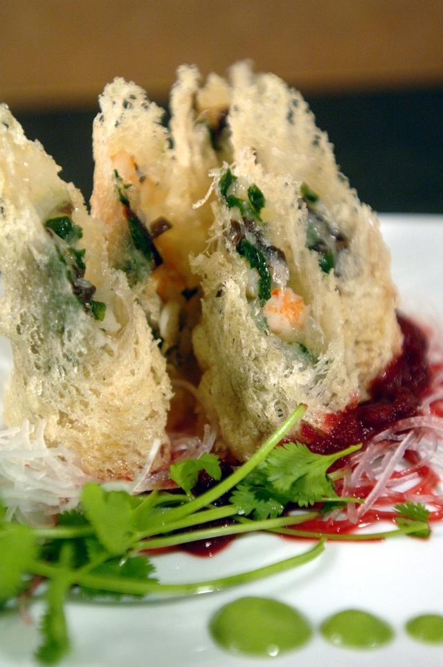 Japanese Food Appetizers Harunaki Spring Roll Japanese Appetizers Appetizer Recipes Food