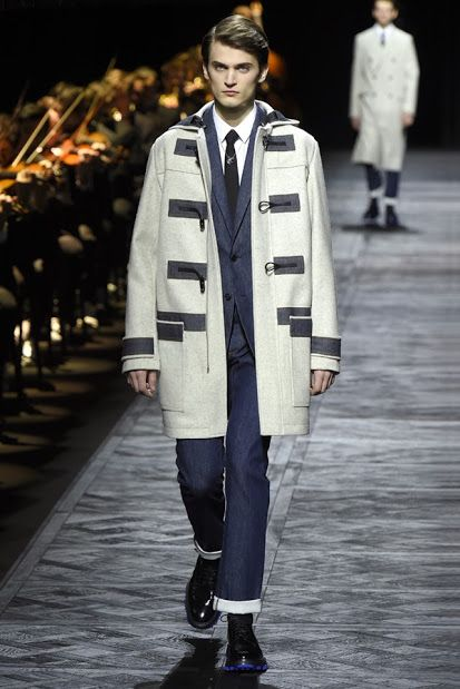 Christian Dior Homme Autumn – Winter 2015-2016 Collection – GeorgiaPapadon