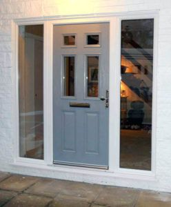 Composite Front Door With Porthole | http://civildisobedience.us ...