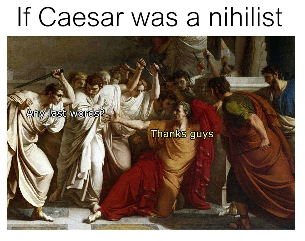 From Classical Art Memes With Images The Ides Of March Julius