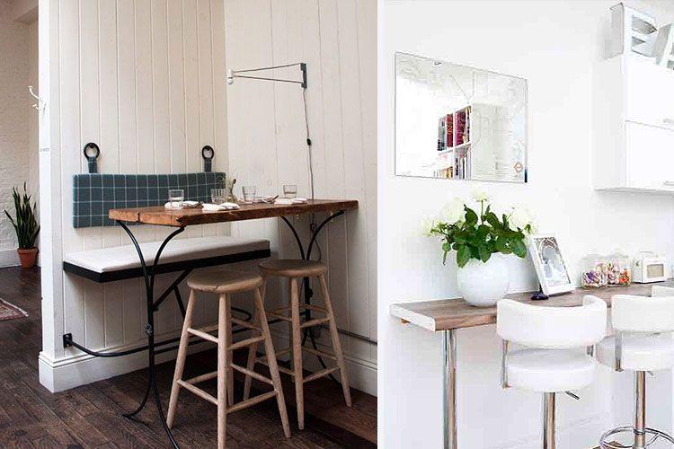 Cocinas pequeñas con barra americana Decofilia barras cocina - barras de cocina