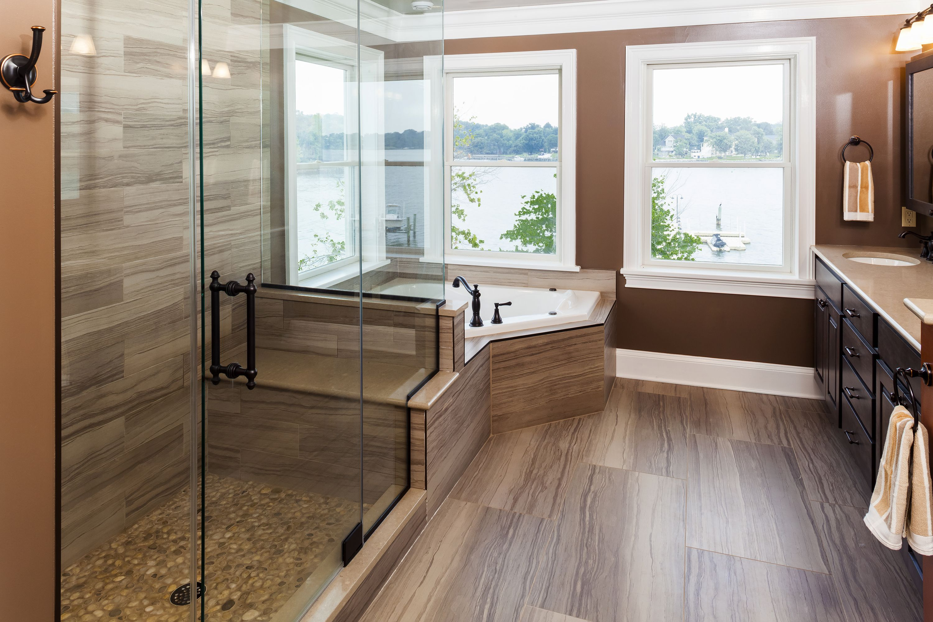 Award Of Excellence Bathroom Remodel Under 75 000 Owings Home Services Project Master Bath R Bathrooms Remodel Master Bath Renovation Bathroom Remodel Master [ jpg ]