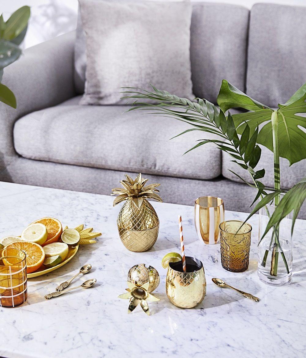 Eiseimer Pineapple In 2018 Wohnaccessoires