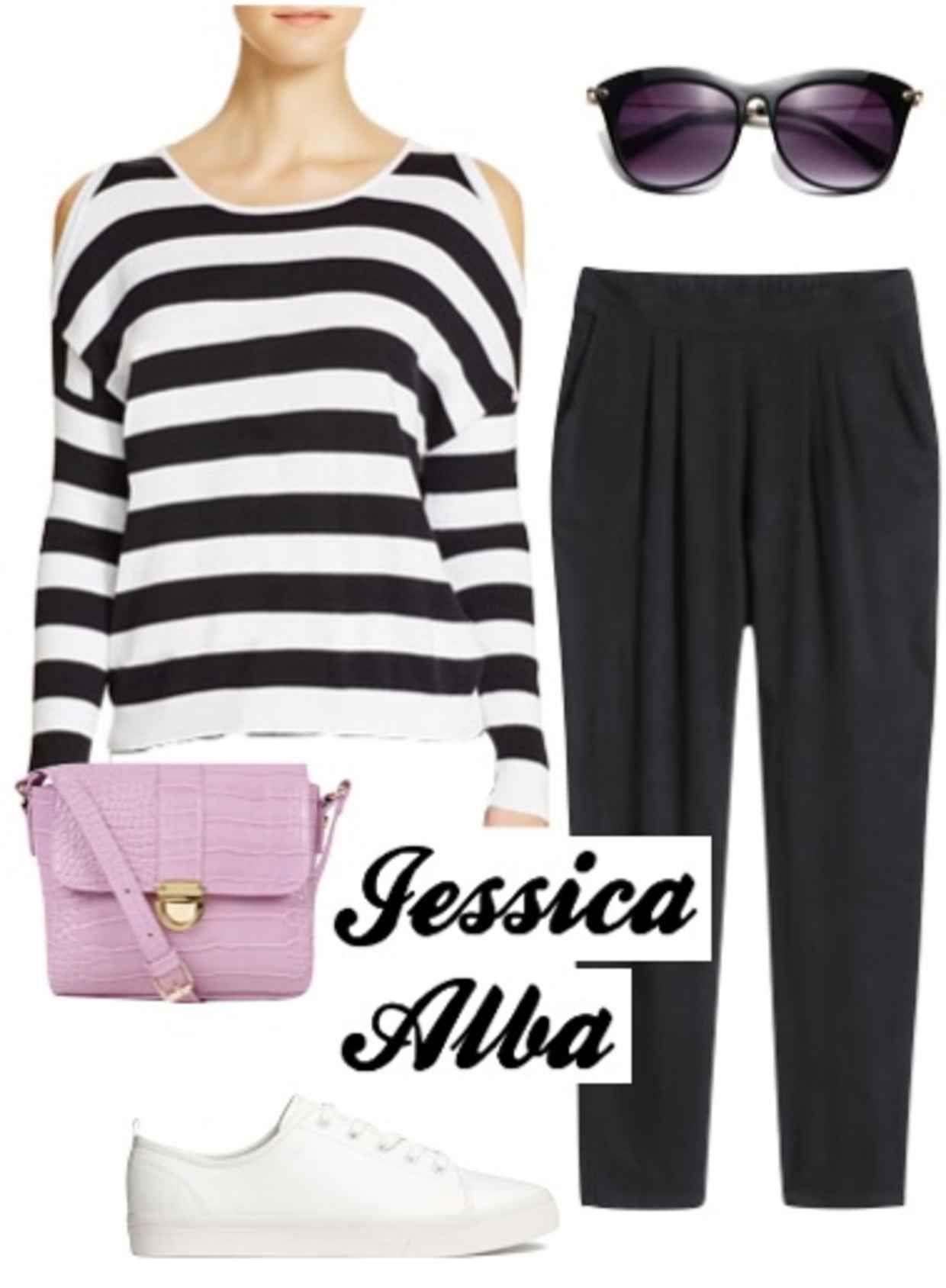 Celebrity Street Style of the Week: Jessica Alba, Taylor Swift,