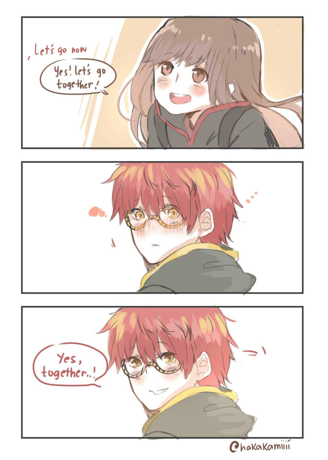 MC Seven Anime, Dễ thương, Hình ảnh