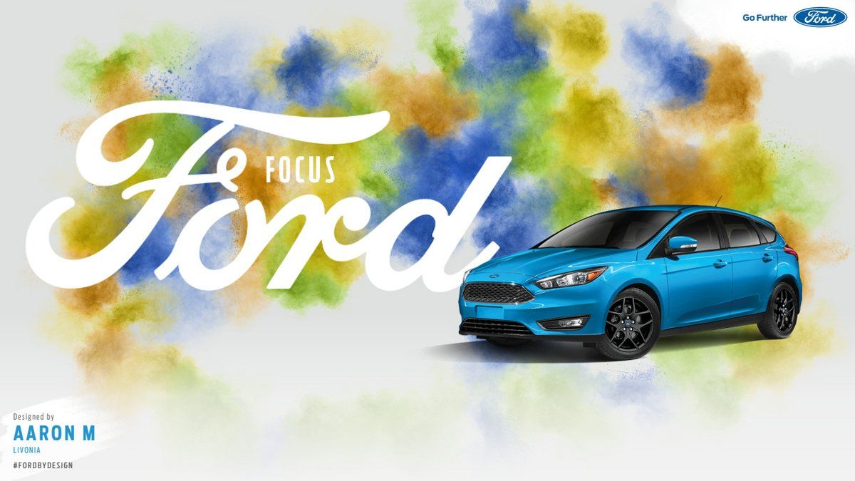 Ford Is Asking Consumers To Design Artwork For Digital Billboards
