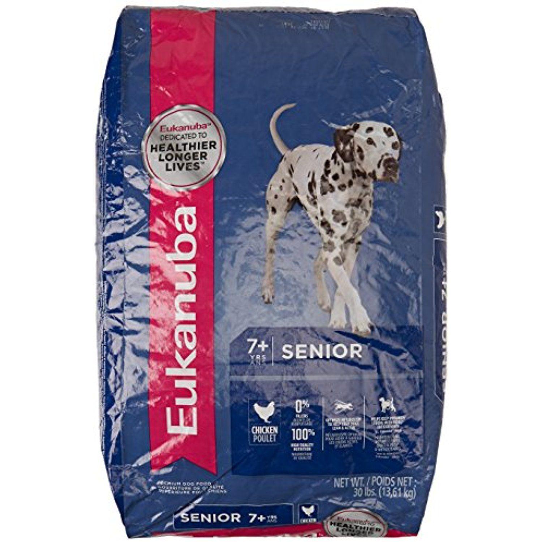 Eukanuba senior maintenance dog food 30 pounds you can